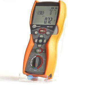 MPI-502- Измеритель параметров электробезопасности электроустановок