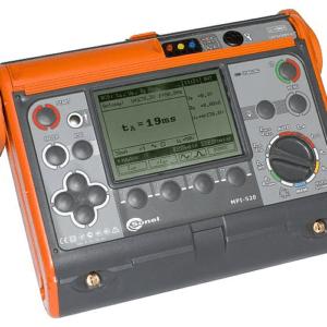 MPI-520 - Измеритель параметров электробезопасности электроустановок