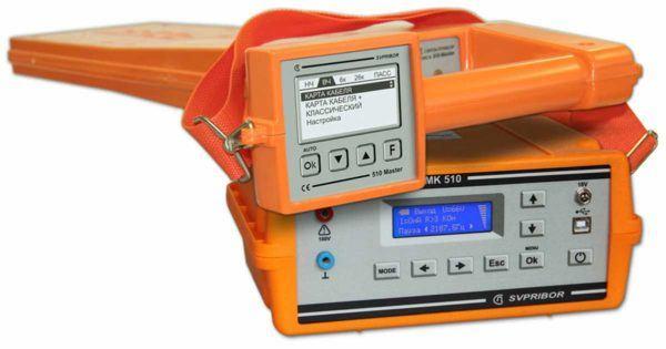 Электронный блок трассо-дефектоискателя 510 MASTER