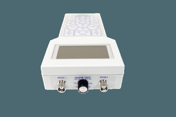 цифровой рефлектометр РЕЙС-105M1 вид сверху