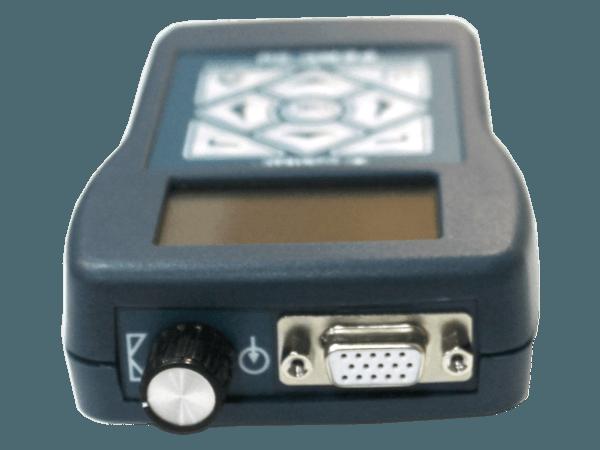 цифровой рефлектометр РЕЙС-50 вид сверху