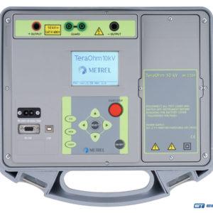 измеритель сопротивления изоляции напряжением до 10000 В MI 3200 крупно