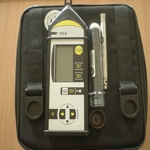 шумомер, виброметр, анализатор спектра ОКТАВА-110 А(эко) в комплекте