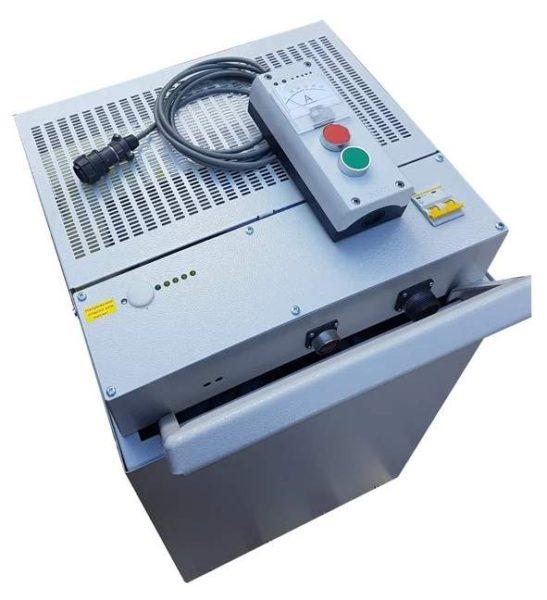 прожигающая установка ВУПК-04-25 в комплекте