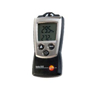 Термогигрометр Testo 610 в комплекте