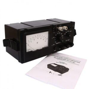 измеритель сопротивления заземлений Ф4103-М1 с инструкцией