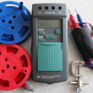 ИС-10 (базовая комплектация) — измеритель сопротивления заземления в комплекте