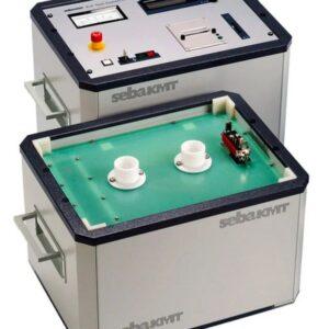 VLF 28 - система для испытания кабелей – два блока