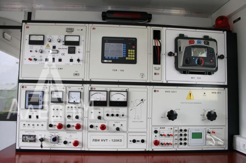 Пульт управления ЭТЛ 120