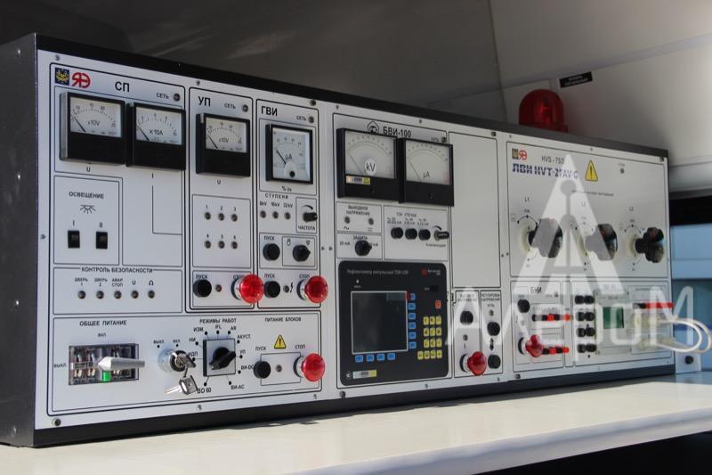 Пульт управления ЭТЛ 10