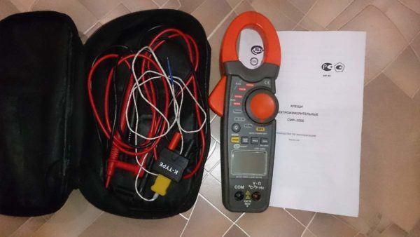 СМР-400 комплектация
