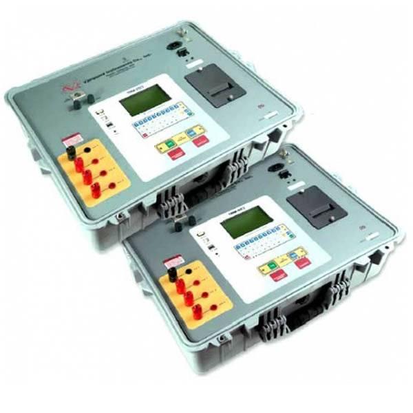 Прибор TRM 40 – расположение органов управления.