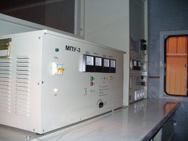 малогабаритное прожигающее устройство МПУ-3 «Феникс» в работе